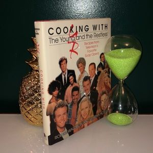 Other - COOKING WITH THE YOUNG & THE RESTLESS Cook Book
